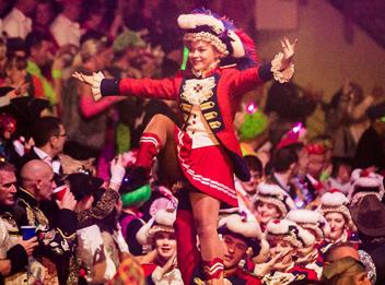 Tanzmariechen Karnevalsparty